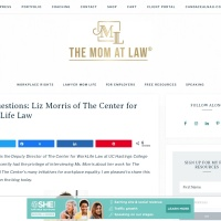 Screenshot of themomatlaw.com