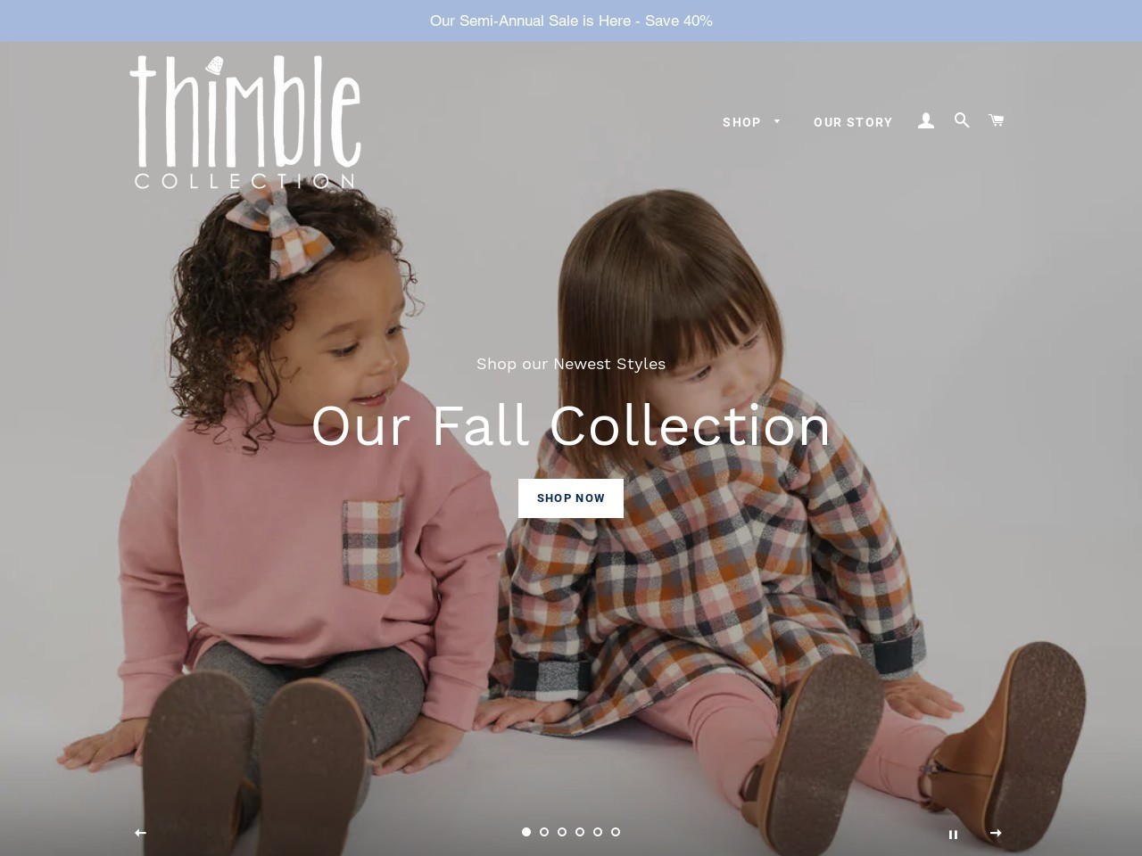 thimblecollection.com