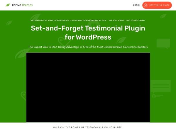 Screenshot of thrivethemes.com