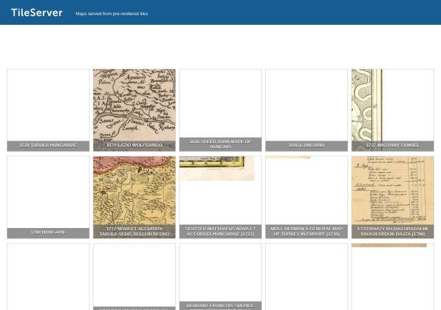 Screenshot of tileserver-idstudio.tk