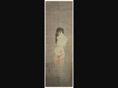 『幽霊之図 うぶめ』|Wikipedia