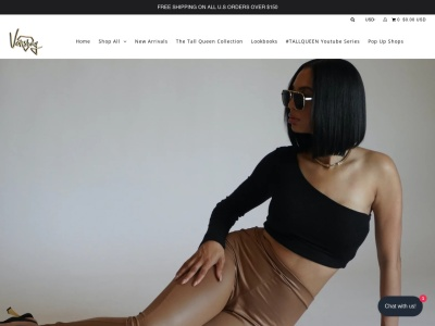 Screenshot of vonshay.com