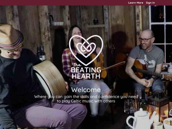 Screenshot of webstersguitaracademy.com