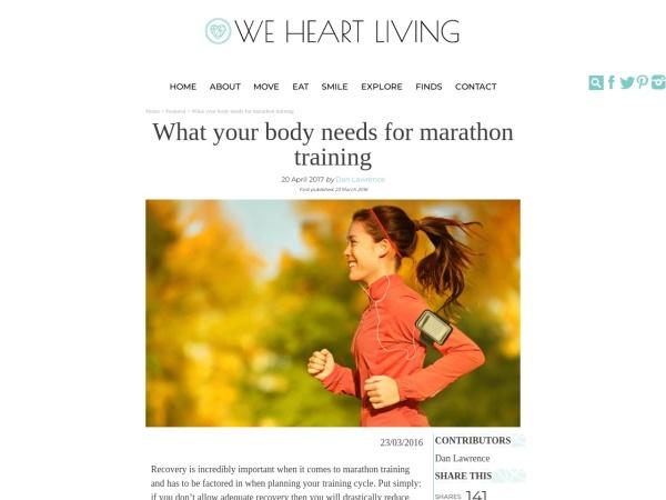 Screenshot of weheartliving.com