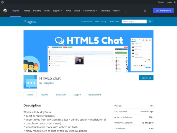 html5-chat