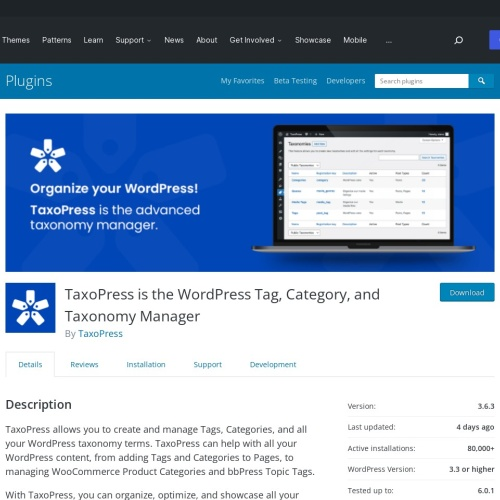 WordPressプラグイン「Simple Tags」自動でタグ付け