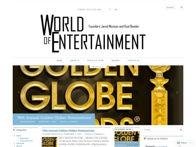World of Entertainment Screenshot