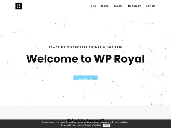 Web de WP Royal