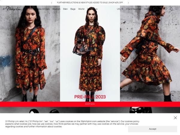 Screenshot of www.31philliplim.com