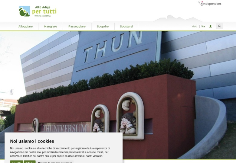 Thumuniversum: Outlet Thun