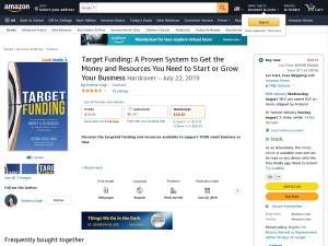 https://www.amazon.com/Target-Funding-Proven-Resources-Business/dp/1260132366