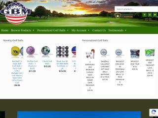 Any Golf Balls Website