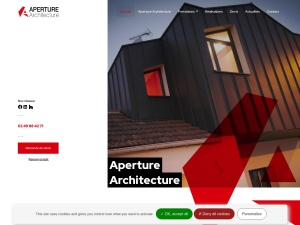 Aperture Architecture, votre cabinet d'architecture à Chartres, Dreux, Rambouillet…
