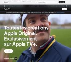 Screen de Apple TV+