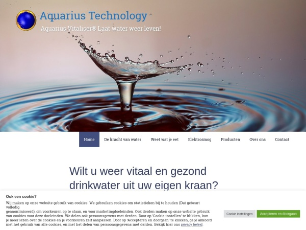 https://www.aquariusvitaliser.info