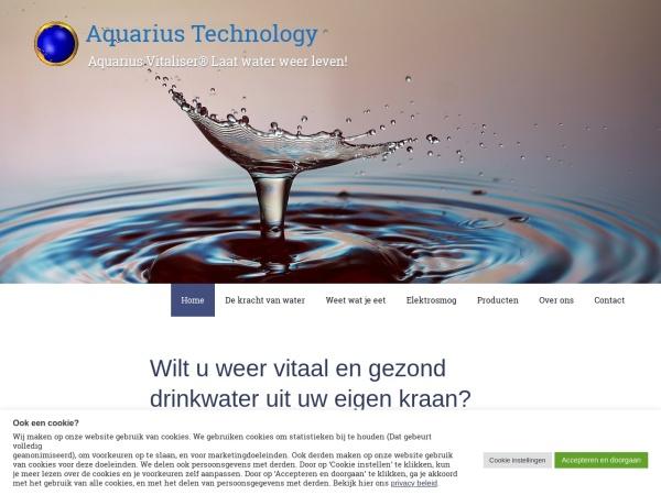 https://www.aquariusvitaliser.info