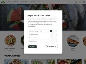 Recept & mat - Arla