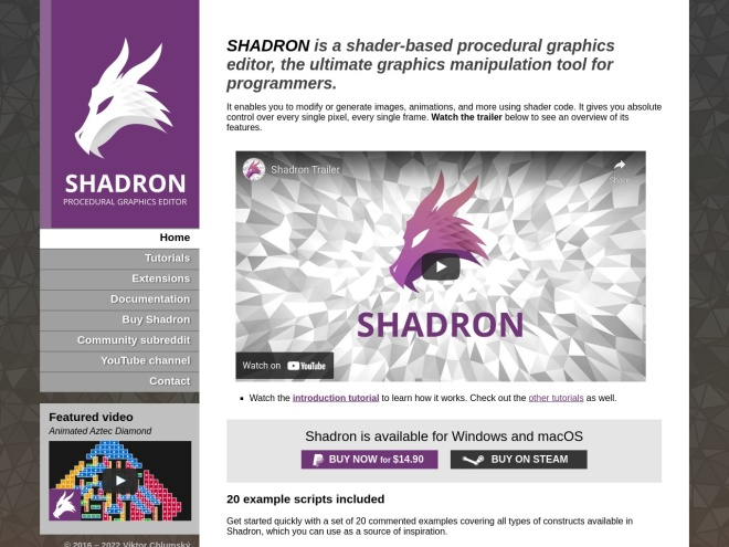 https://www.arteryengine.com/shadron/