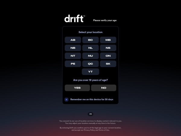 Screenshot of www.auroracann.com