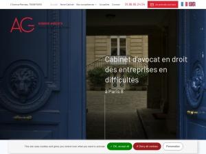 Cabinet d'avocats de renom en droit des entreprises en difficultés, en droit des successions, en droit pénal des affaires et en droit pénal à Paris 8