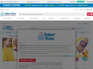 Julpyssel - Material & idéer till julpyssel - Baker Ross