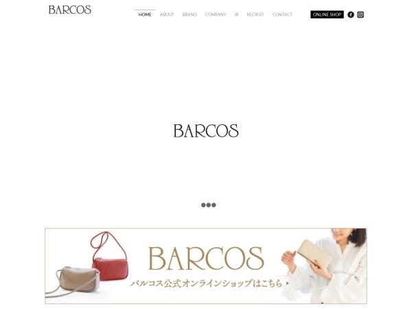 Screenshot of www.barcos.jp