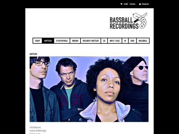 Screenshot of www.bassball.net