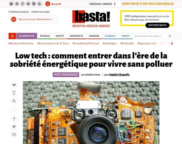 https://www.bastamag.net/Low-tech-comment-vivre-sans-polluer-Entrons-dans-l-ere-des-low-tech-ou-les