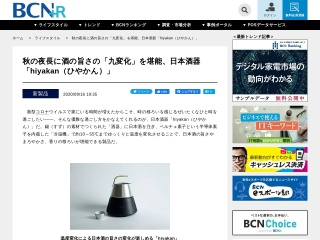 Screenshot of www.bcnretail.com