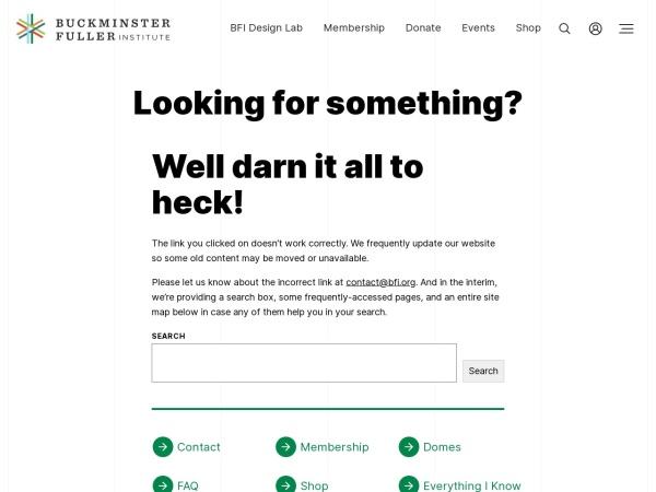 Captura de pantalla de www.bfi.org