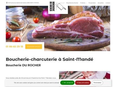 Découvrez une boucherie d'exception à Vincennes et procurez-vous les meilleures viandes.
