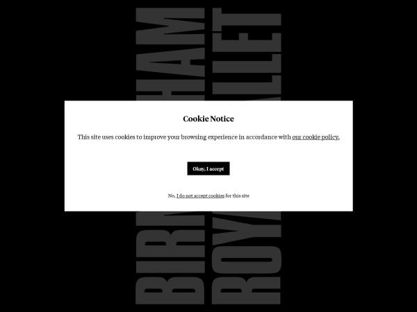Screenshot of www.brb.org.uk
