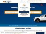 Budget Rent A Car Discounts Codes