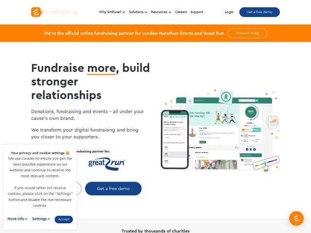 https://www.charitycheckout.co.uk/