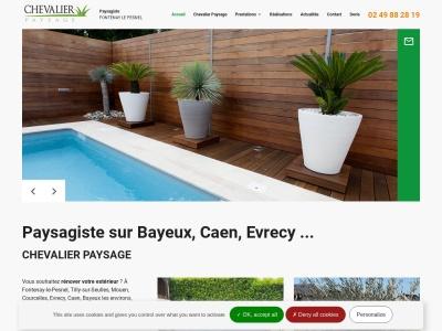 Découvrez une expertise unique en paysagisme dans la ville de Bayeux et dans ses environs.