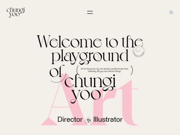 Screenshot of www.chungiyoo.com