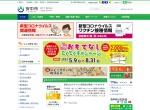 Screenshot of www.city.annaka.lg.jp