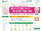 Screenshot of www.city.iwade.lg.jp
