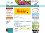 Screenshot of www.city.izumiotsu.lg.jp
