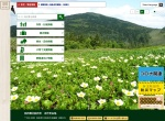 Screenshot of www.city.kitaakita.akita.jp
