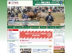 Screenshot of www.city.ojiya.niigata.jp