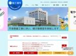 Screenshot of www.city.sodegaura.lg.jp