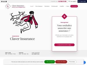 Claver Insurance : un vrai cabinet de courtage en assurance à Schaerbeek, Belgique
