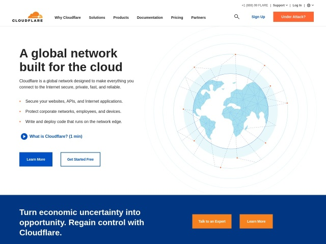 https://www.cloudflare.com