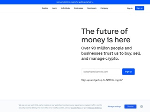 https://www.coinbase.com/
