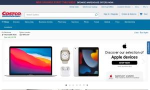 Costco Canada ウェブサイトサムネイル