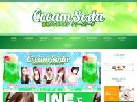 Screenshot of www.cream-soda.tokyo