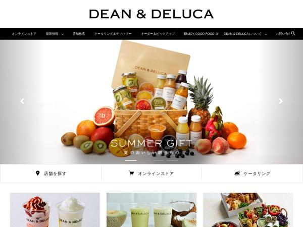 Screenshot of www.deandeluca.co.jp