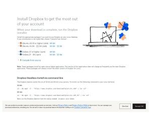 https://www.dropbox.com/install