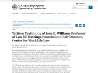 https://www.eeoc.gov/eeoc/meetings/2-15-12/williams.cfm